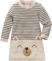 Baby Strickkleid mit Bären-Motiv