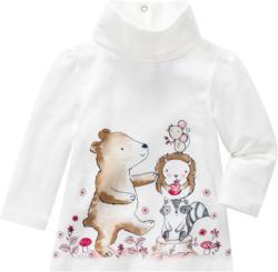 Baby Langarmshirt mit Rollkragen