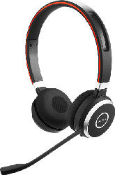 JABRA PC-HS Evolve 65 UC BT UC Stereo SW Headset Schwarz