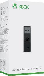 MICROSOFT Xbox One Wireless Adapter für Windows WLAN Adapter, Schwarz