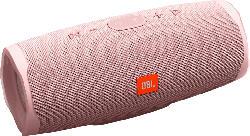 JBL Charge 4 Bluetooth Lautsprecher, Pink, Wasserfest