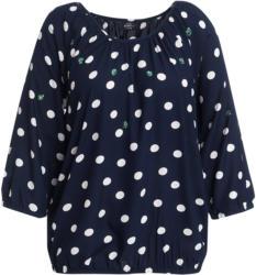 Damen Bluse mit Punkte-Allover