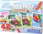 Ernsting's family Mein erstes Fahrzeuge Memo mit 48 Karten