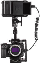 Nikon Z6 Gehäuse mit Essential Movie Kit