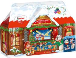 Kinder Mix Adventkalender 3D Haus