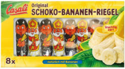 Casali Nikolo & Krampus Schoko-Bananen-Riegel