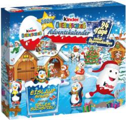 Kinder Überraschungsei Adventkalender