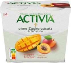 Activia ohne Zucker Mango-Aprikose