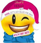 BILLA Lindt Hello Mini Emoti Adventkalender