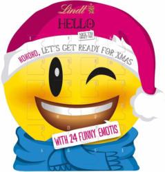 Lindt Hello Mini Emoti Adventkalender