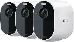 ARLO Essential Spotlight IP Kamera, Auflösung Video: 1080p, Weiß