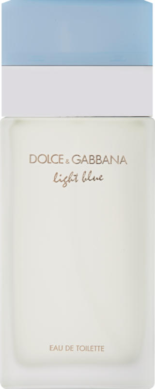 Dolce & Gabbana, Light Blue, Eau de Toilette, Vapo, 100 ml