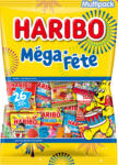 Denner Haribo Méga Fête, 1 kg - au 27.09.2021
