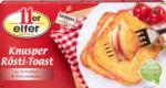 Denner Satellit Elfer Knusper-Rösti-Toast, mit Schinken und Schmelzkäse, 400 g - bis 25.01.2021