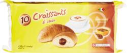 Croissants al cacao Gusparo, 10 pezzi, 450 g