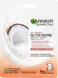 Garnier Skin Active Nutri Bomb Tuchmaske mit Kokosmilch, 1 Stück