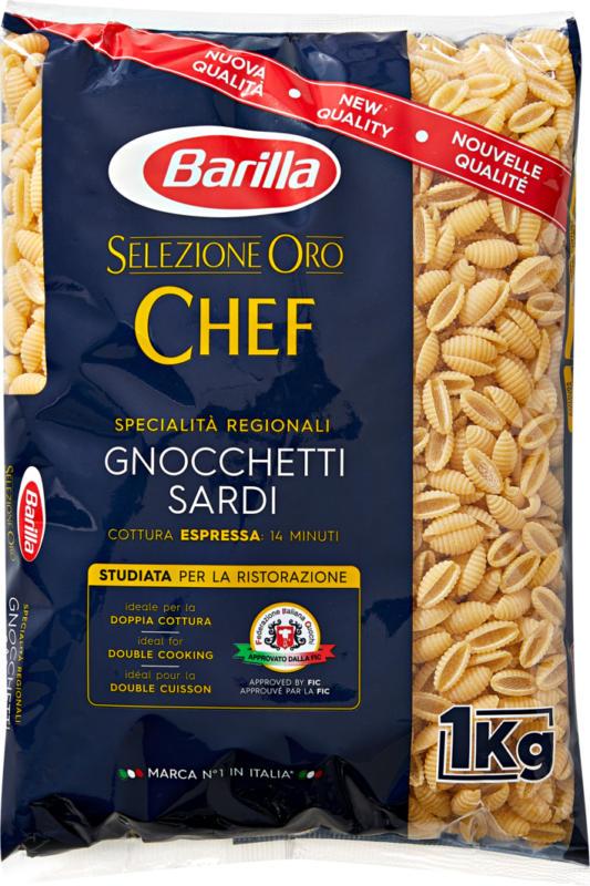 Gnocchetti Sardi Barilla , 1 kg