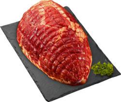 Jambon roulé Denner , Porc, épaule, fumée, Suisse, env. 900 g, les 100 g