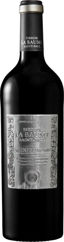 Terroir La Baume Saint-Paul Minervois AOP , 2018, Languedoc-Roussillon, Frankreich, 75 cl