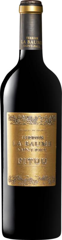 Terroir La Baume Saint-Paul Fitou AOP, 2018, Languedoc-Roussillon, France, 75 cl