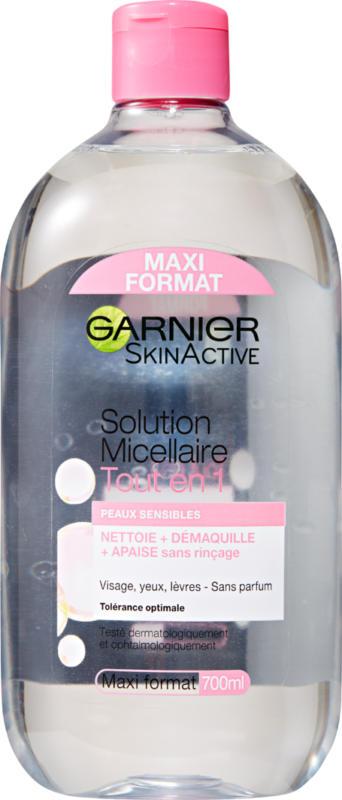 Acqua detergente micellare viso pelli sensibili Garnier , 700 ml