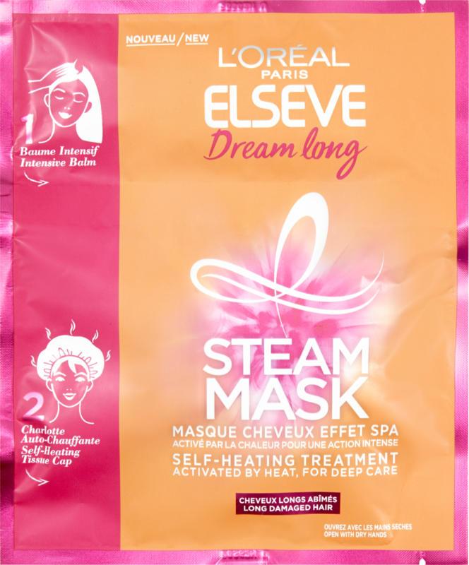 Masque Dream Long Steam Elsève , 1 pièce