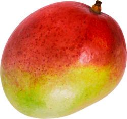 Mango, maturo, provenienza indicata sull'etichetta, al pezzo