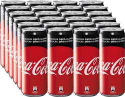 Coca-Cola Zero, 24 x 33 cl