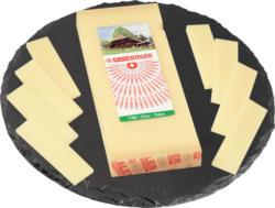 Formaggio Emmentaler AOP , dolce, ca. 450 g, per 100 g