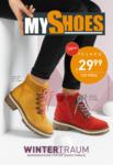 MyShoes GmbH MyShoes Flugblatt - bis 02.11.2020