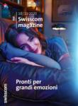 Swisscom Swisscom Magazine - bis 15.11.2020