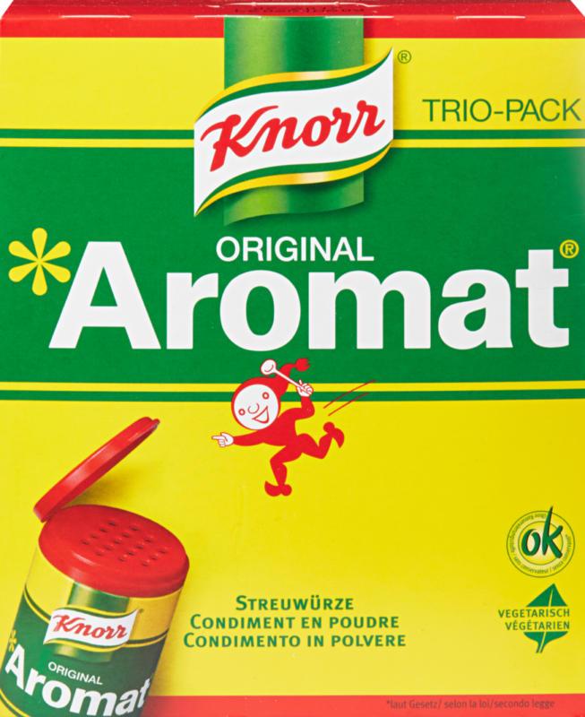 Knorr Aromat, 3 x 90 g