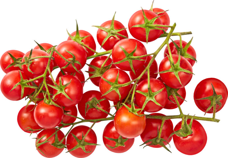 Pomodori ciliegia ramati, Svizzera/Italia, 500 g