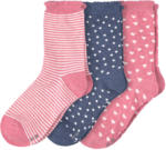 Ernsting's family 3 Paar Mädchen Socken im Set