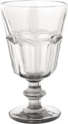 Trinkglas mit Fuß