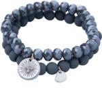 Ernsting's family 2 Damen Armbänder aus verschiedenen Perlen