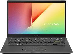 Notebook VivoBook S14 S433IA-EB166T, R5-4500U, 8GB RAM, 512GB SSD, 14 Zoll FHD, schwarz