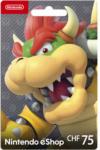 Die Post | La Poste | La Posta Geschenkkarte Nintendo eShop CHF 75.-