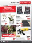 bauSpezi Baumarkt Angebote von LINZMEIER - bis 24.10.2020