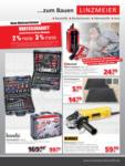 bauSpezi Baumarkt Angebote von LINZMEIER - bis 28.10.2020