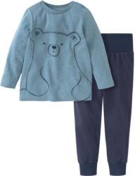 Baby Schlafanzug mit Eisbäre-Motiv (Nur online)