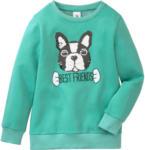 Ernsting's family Mädchen Sweatshirt mit Wendepailletten