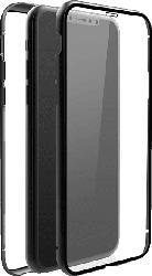 BLACK ROCK 360° Glass , Full Cover, Apple, iPhone 11, Kunststoff, Schwarz