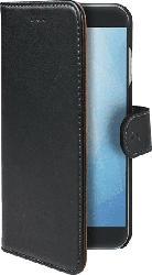 Bookcase WALLY für Samsung Galaxy Note 10 Lite, schwarz