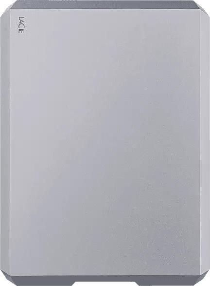 Festplatte Mobile Drive 4 TB, USB-C 3.0, grau (STHG4000402)
