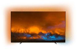PHILIPS 55OLED804/12 OLED TV (Flat, 55 Zoll/139 cm, OLED 4K, SMART TV, Ambilight, Android™ 9.0 (P))