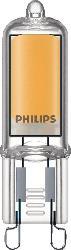 PHILIPS LED Lampe ersetzt 25W LED Lampe G9 warmweiß 2 Watt 200 Lumen