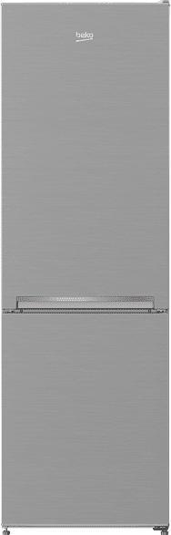 BEKO RCSA270K30SN  Kühlgefrierkombination (A+, 256 kWh/Jahr, 1708 mm hoch, Silber)