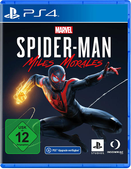 Marvels Spider-Man: Miles Morales [PlayStation 4]