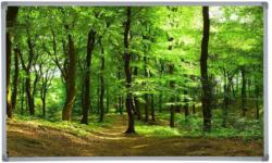 Infrarot Heizung 600 W Forest Summer 100x60 cm